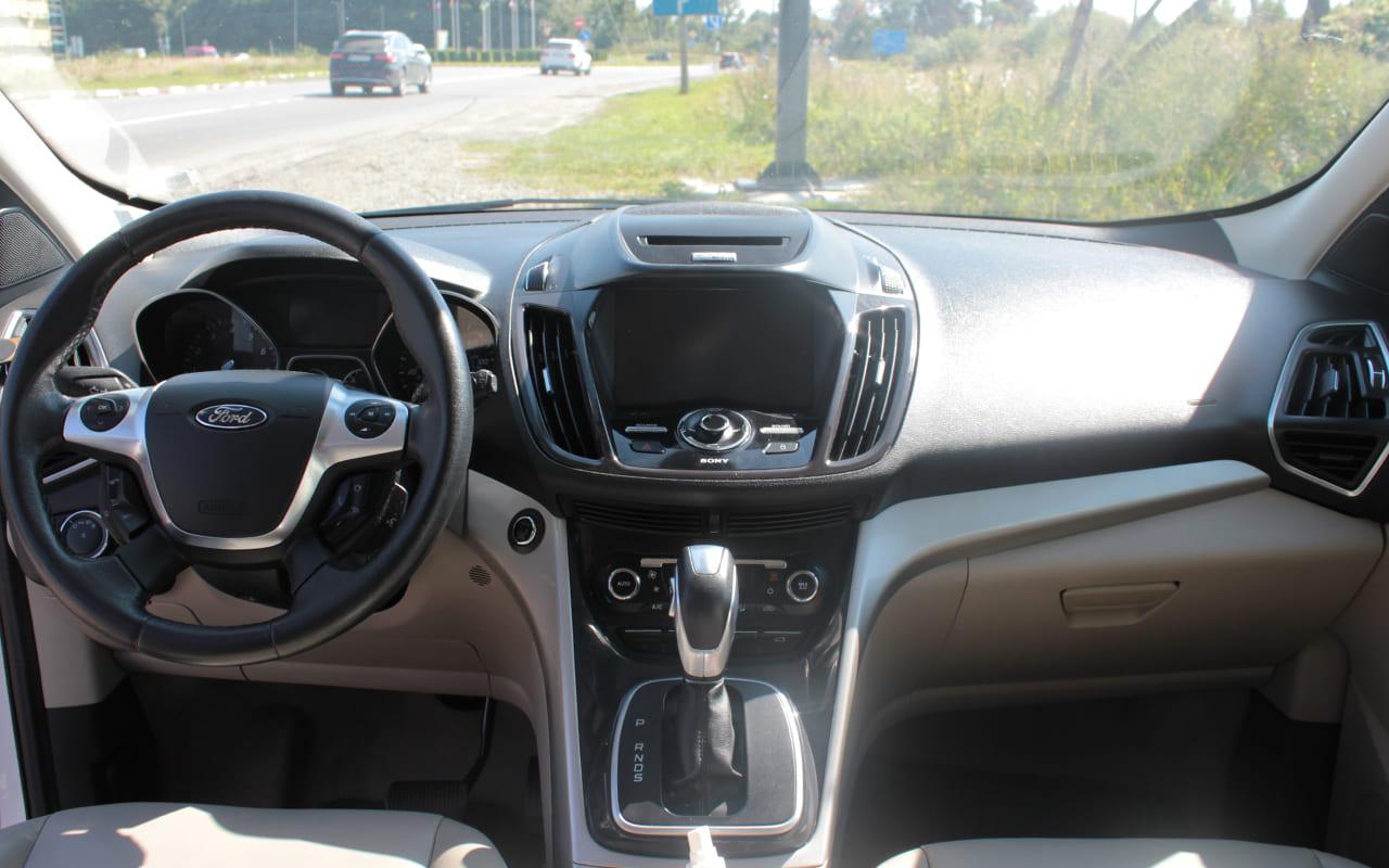 Ford Escape Sel 2013 фото №12