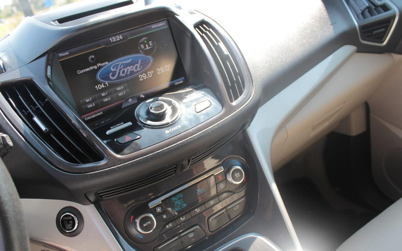 Ford Escape Sel 2013 фото №13