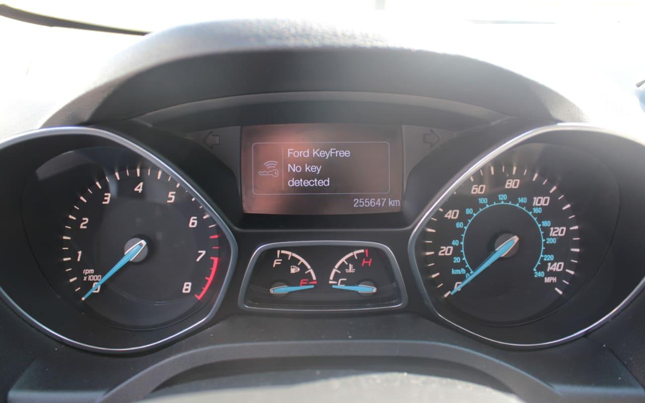 Ford Escape Sel 2013 фото №14