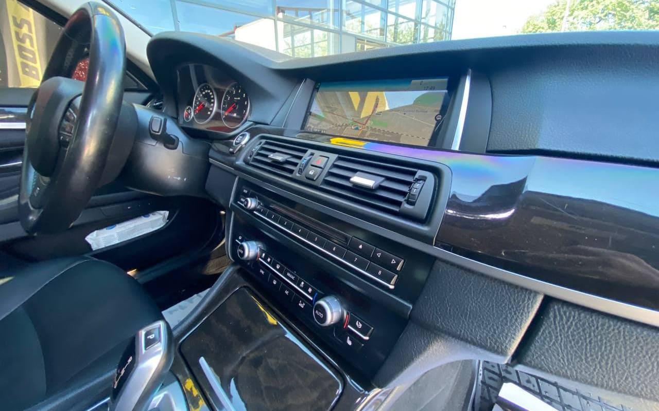 BMW 528 2014 фото №16