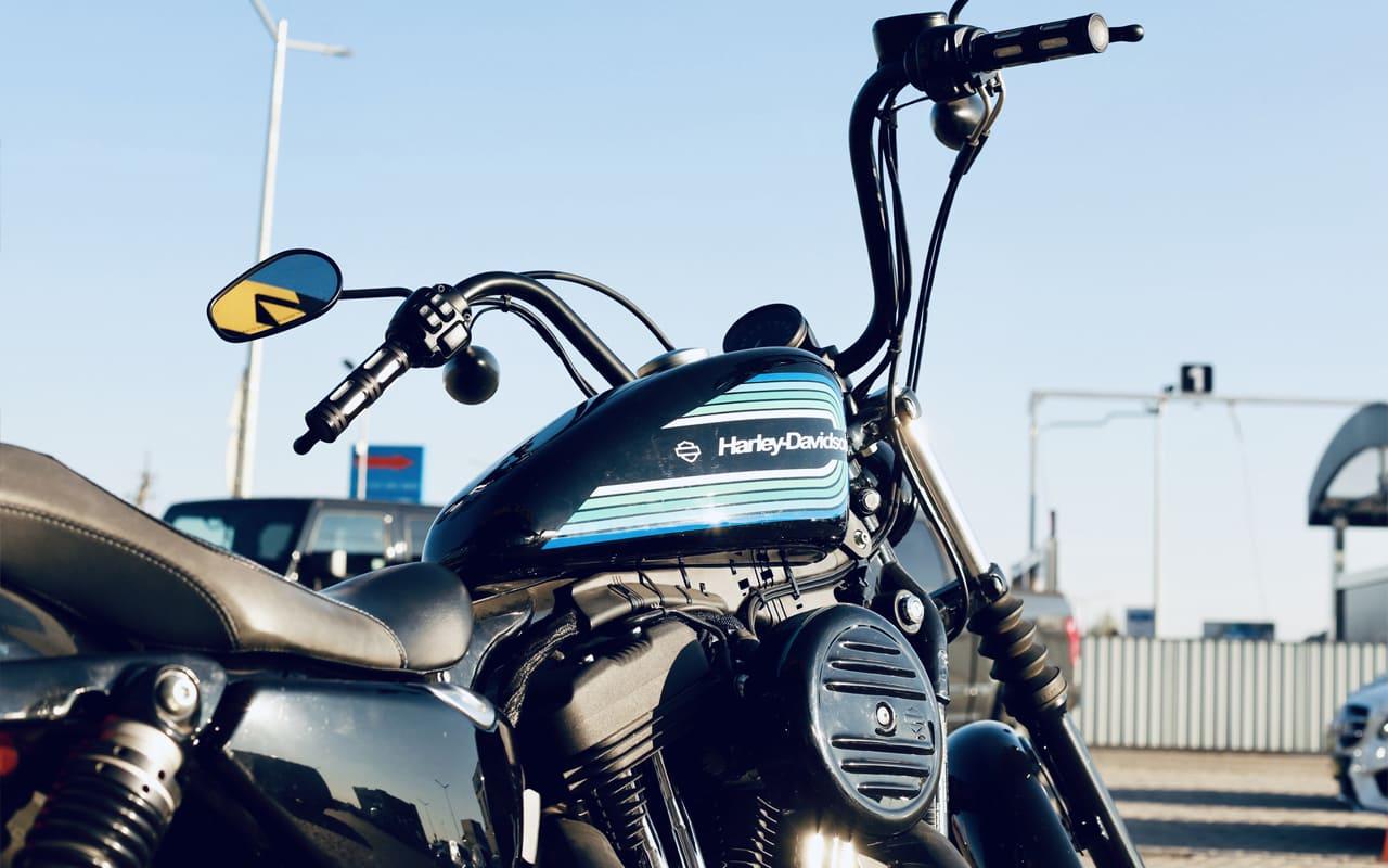 Harley Davidson XL1200NS 2019 фото №10