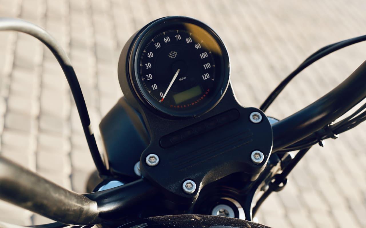 Harley Davidson XL1200NS 2019 фото №12
