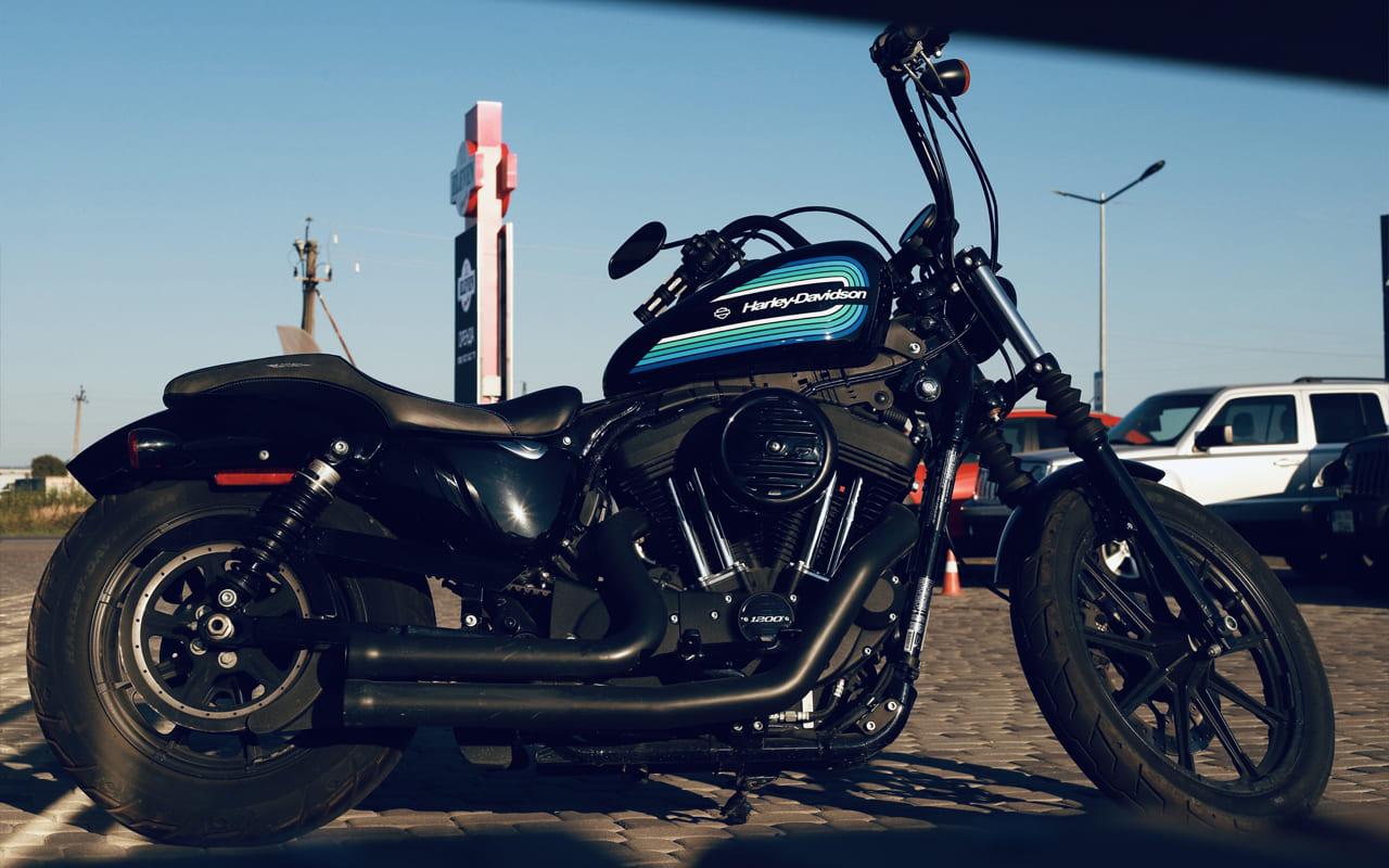 Harley Davidson XL1200NS 2019 фото №14