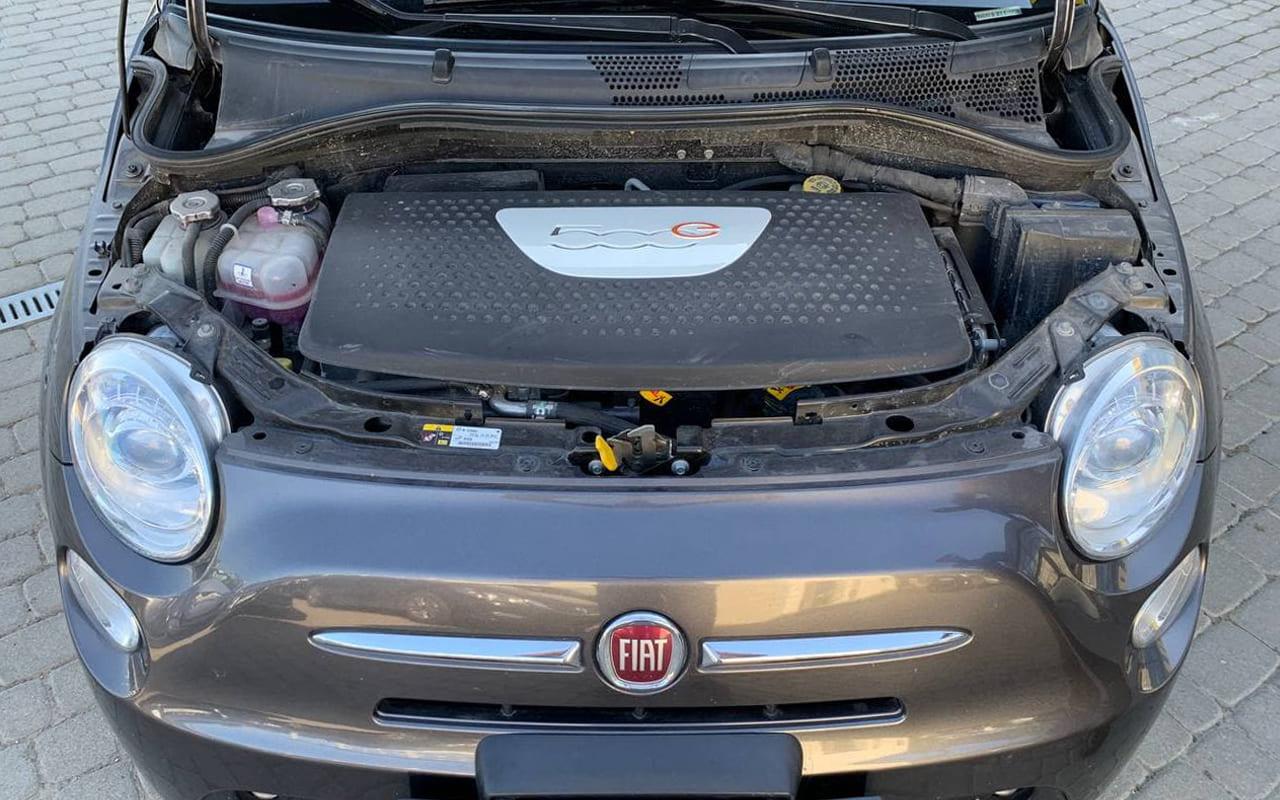 Fiat 500 Electric 2015 фото №20