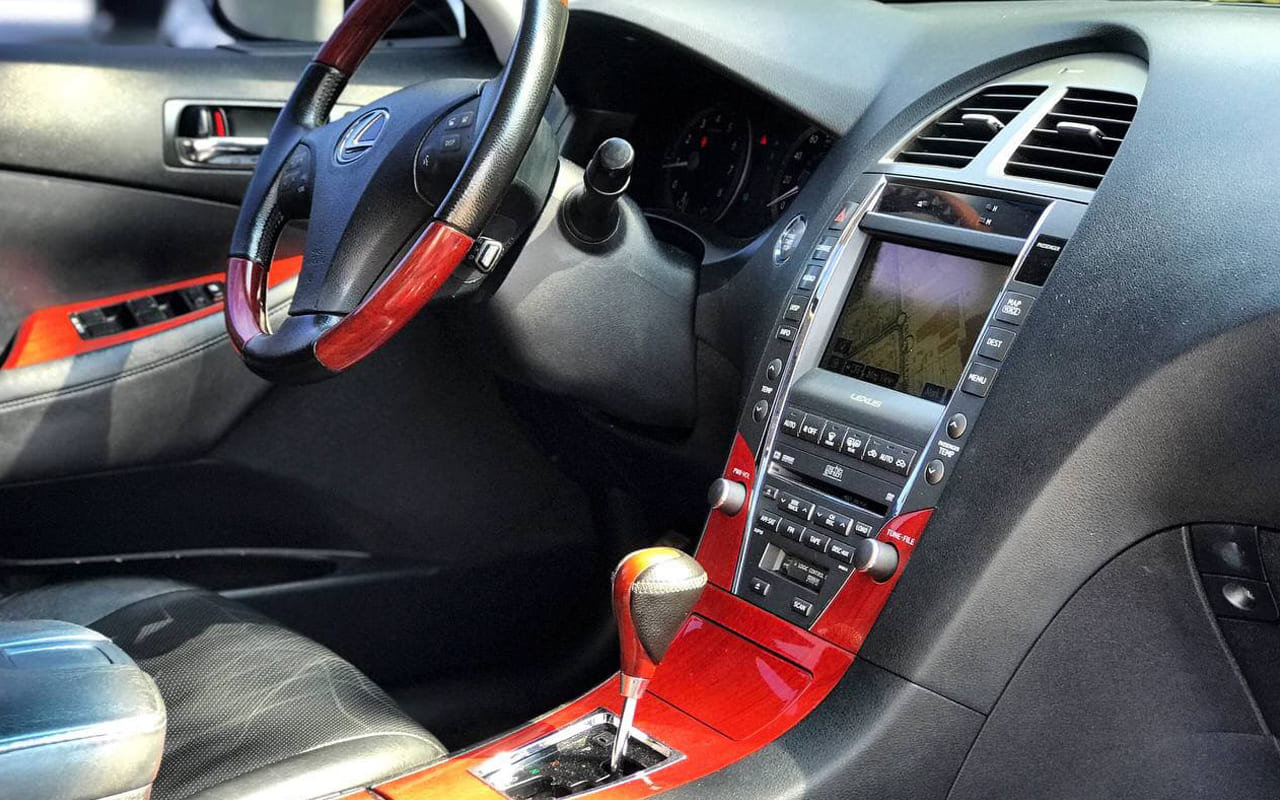 Lexus ES 350 2007 фото №18