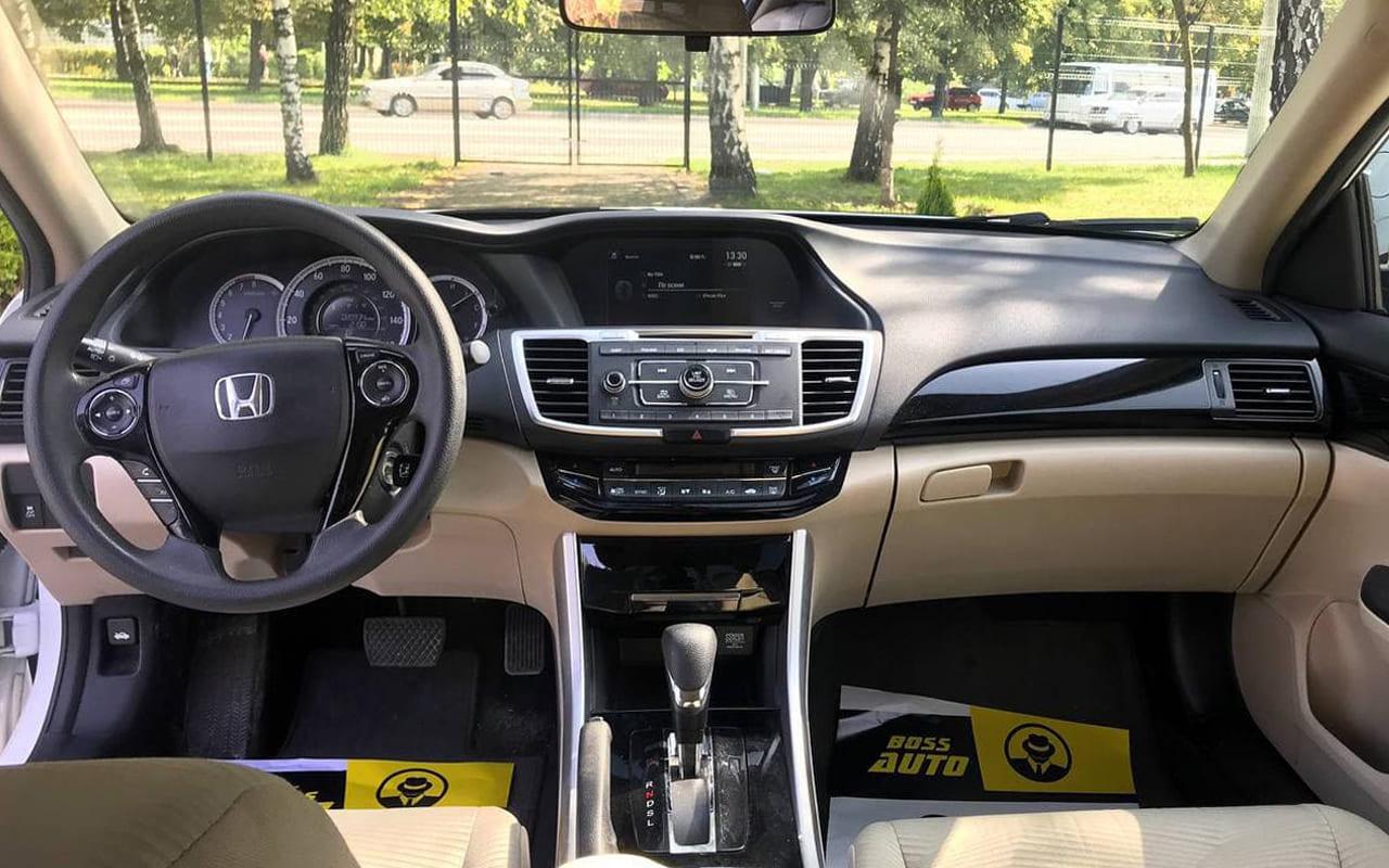 Honda Accord LX 2016 фото №12