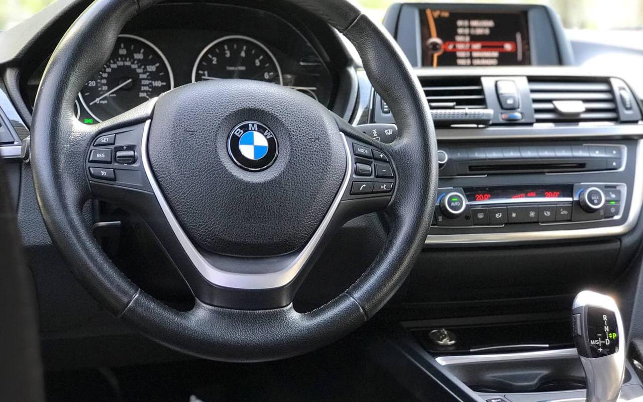 BMW 328 2012 фото №15