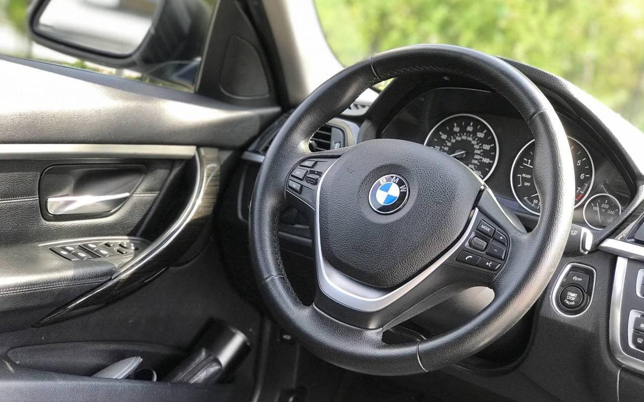 BMW 328 2012 фото №16