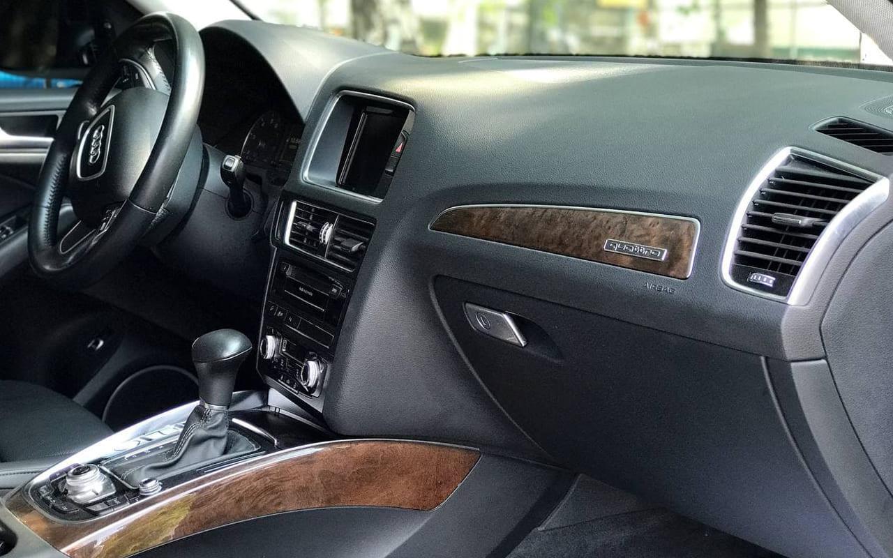 Audi Q5 2016 фото №14