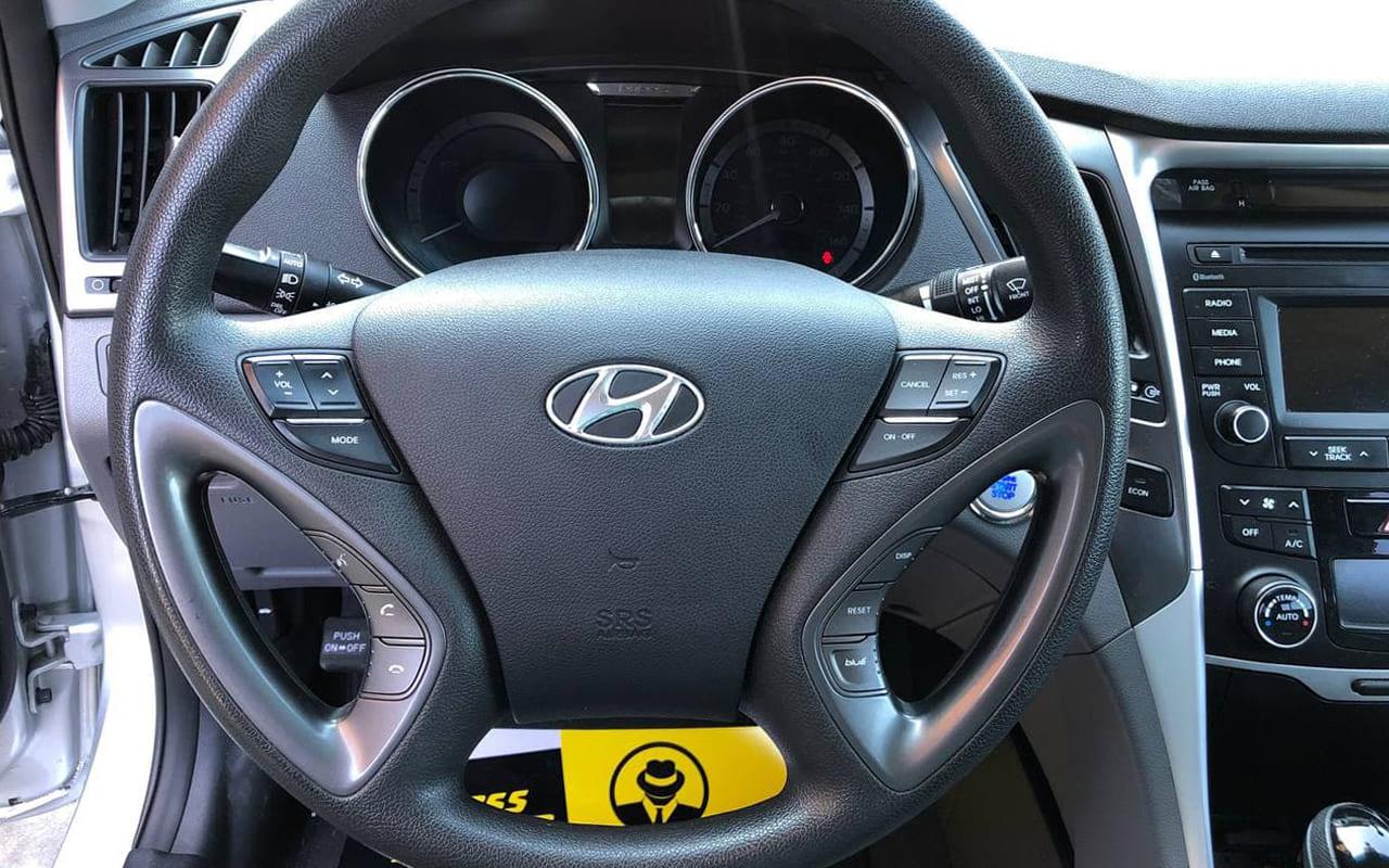 Hyundai Sonata 2014 фото №14
