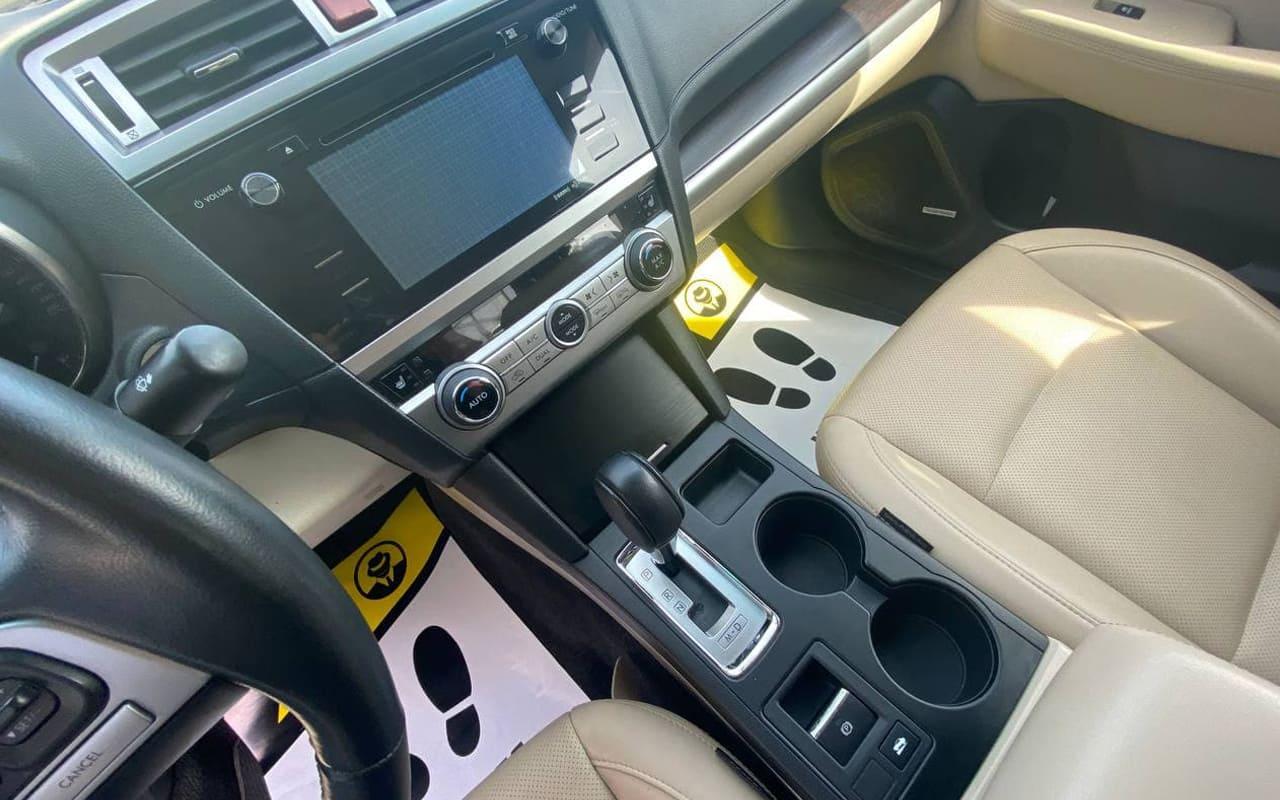 Subaru Legacy 2014 фото №16