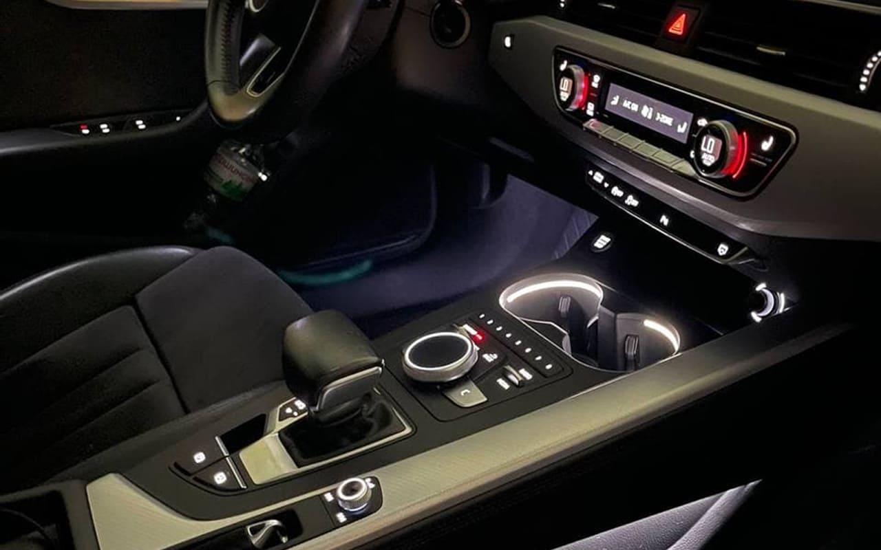 Audi A5 2017 фото №16