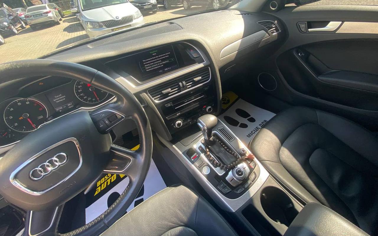 Audi A4 Premium Plus 2013 фото №16