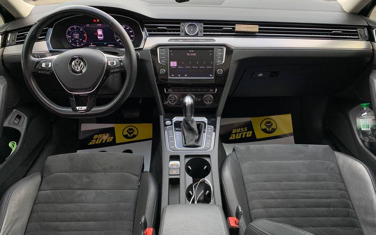 Volkswagen Passat 2016 фото №16