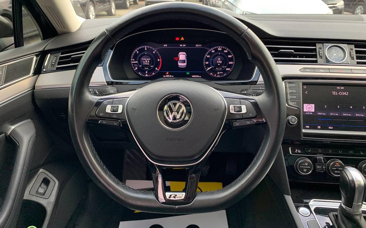 Volkswagen Passat 2016 фото №19