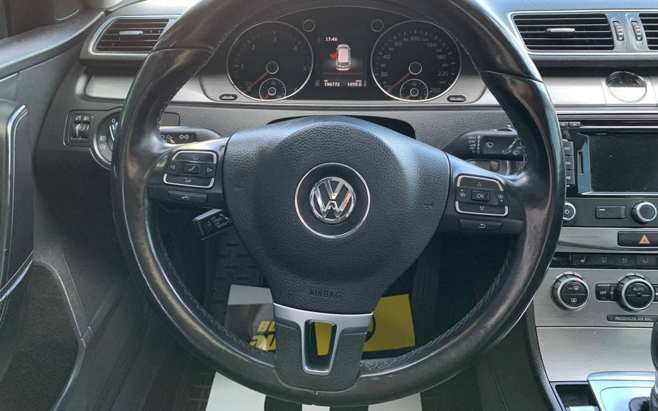 Volkswagen Passat 2014 фото №17