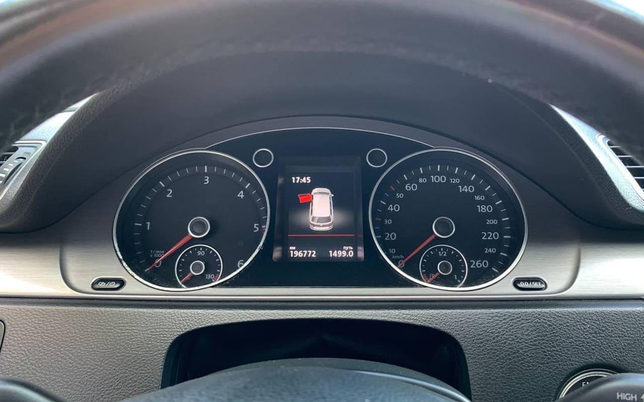 Volkswagen Passat 2014 фото №18