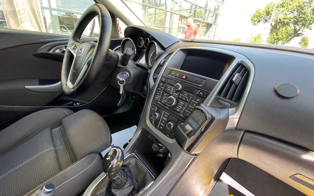 Opel Astra G 2012 фото №16