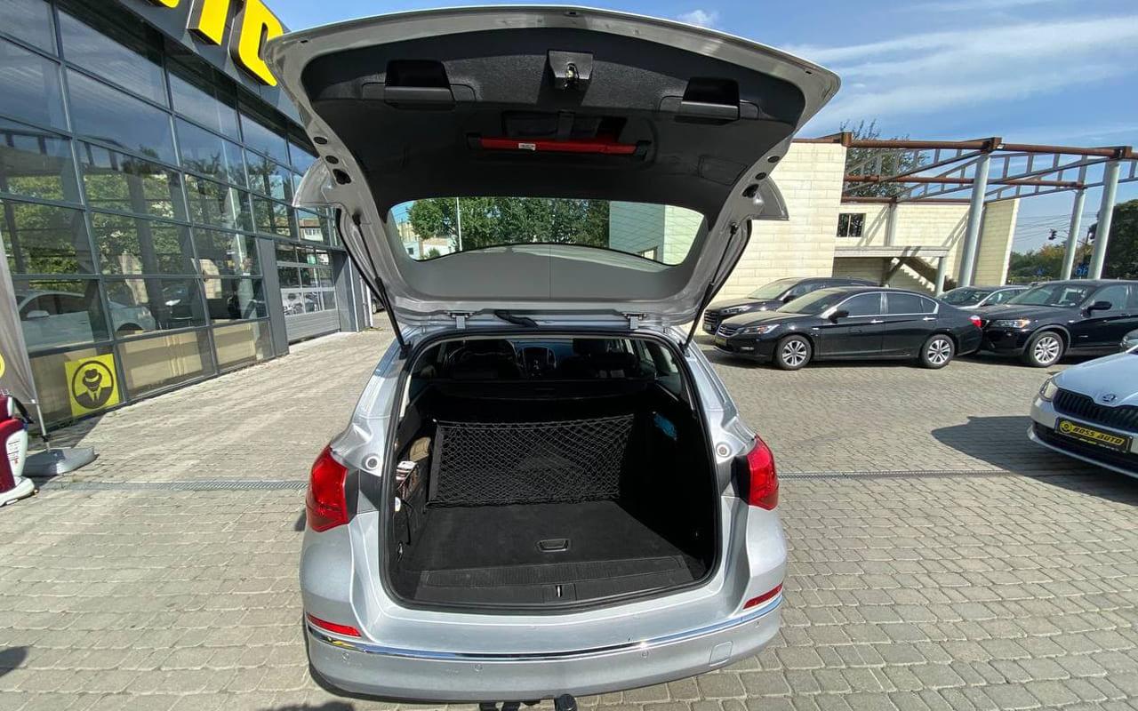 Opel Astra G 2012 фото №19