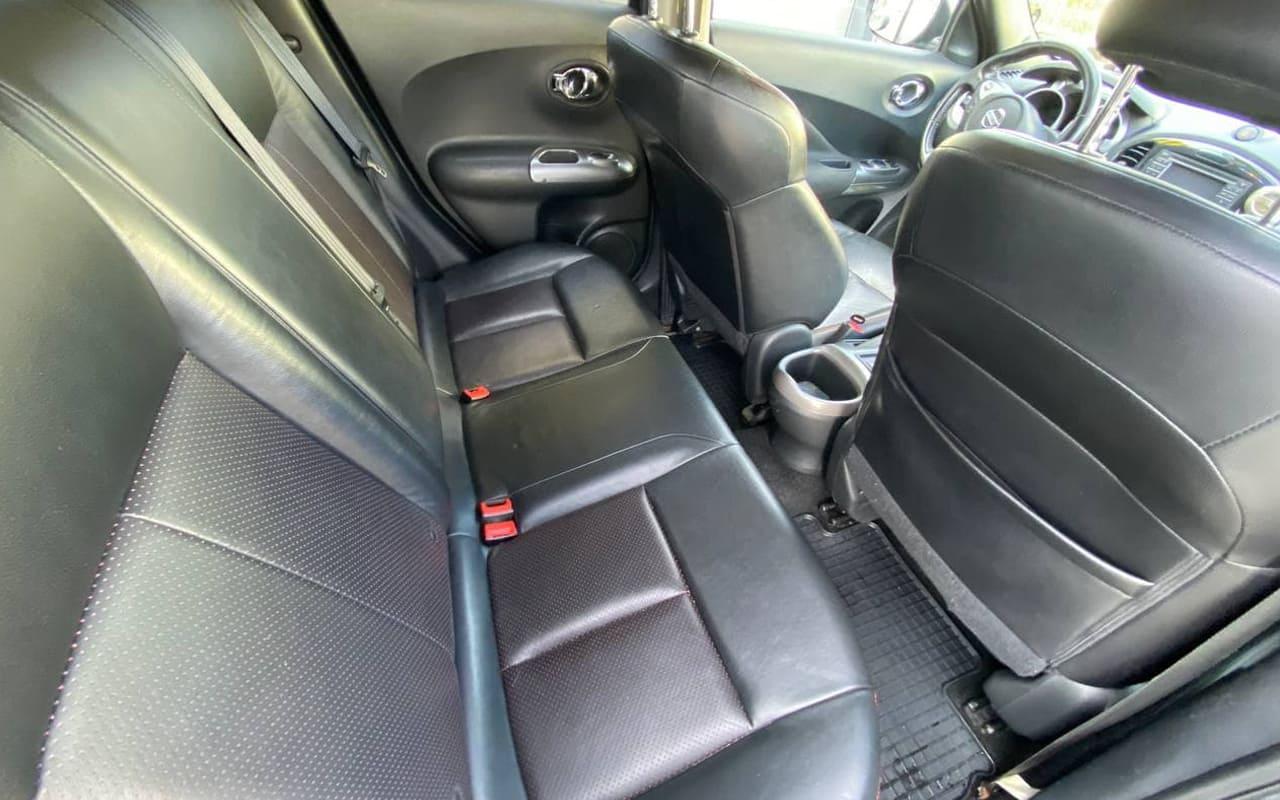Nissan Juke 2011 фото №18