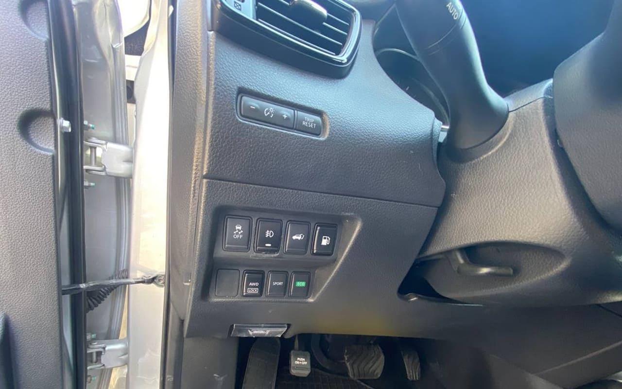 Nissan Rogue SV 2018 фото №15