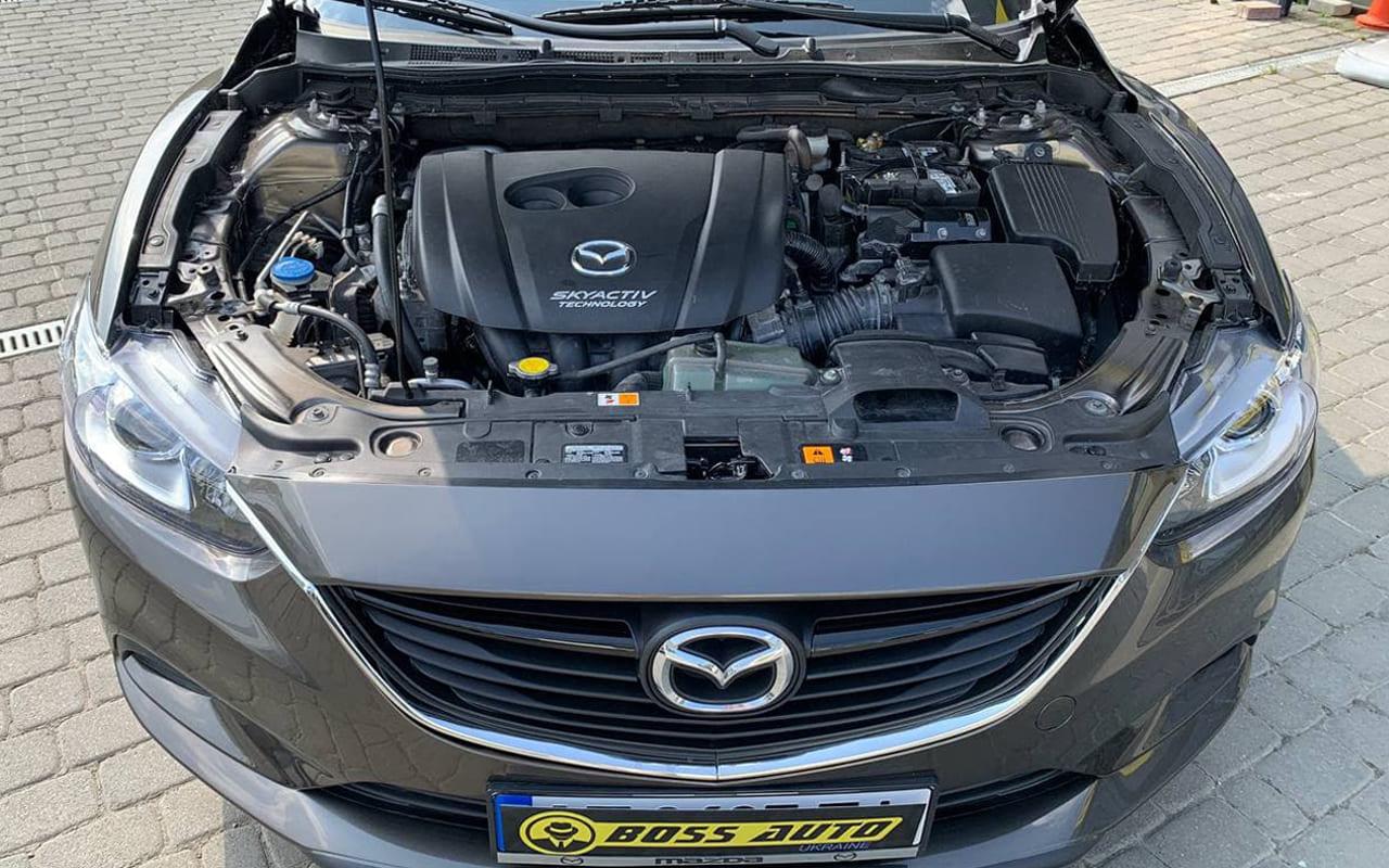 Mazda 6 Sport 2015 фото №20