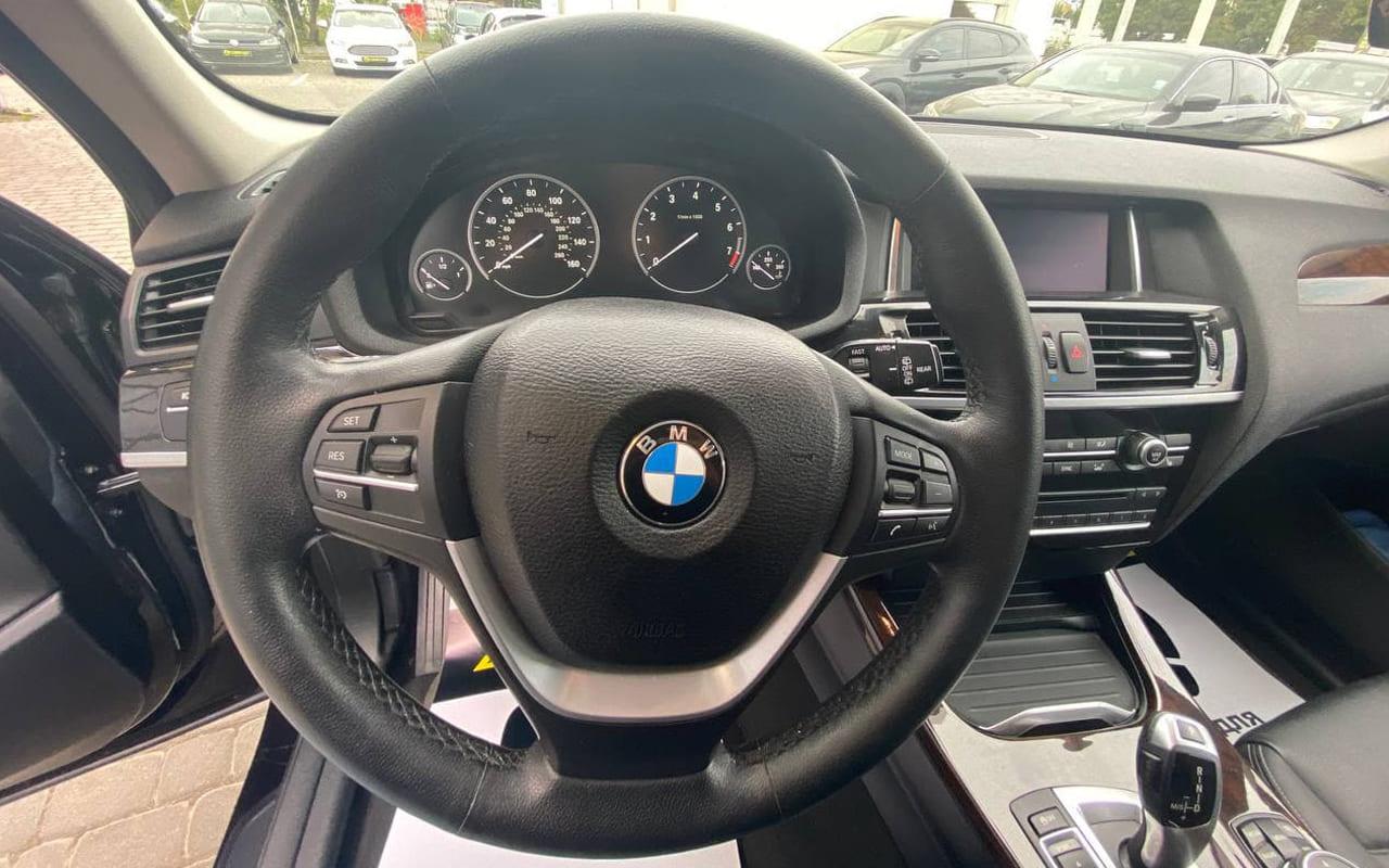 BMW X3 Xdrive28I 2016 фото №15
