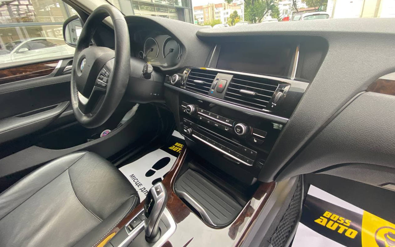 BMW X3 Xdrive28I 2016 фото №18
