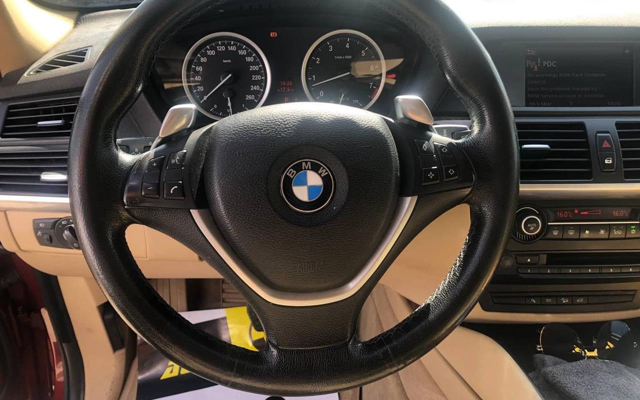 BMW X6 2008 фото №14