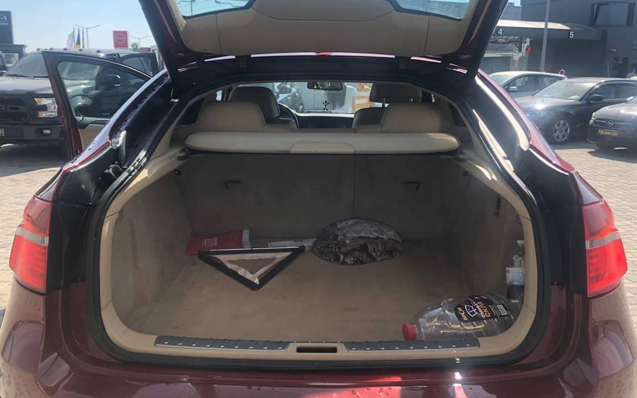 BMW X6 2008 фото №17