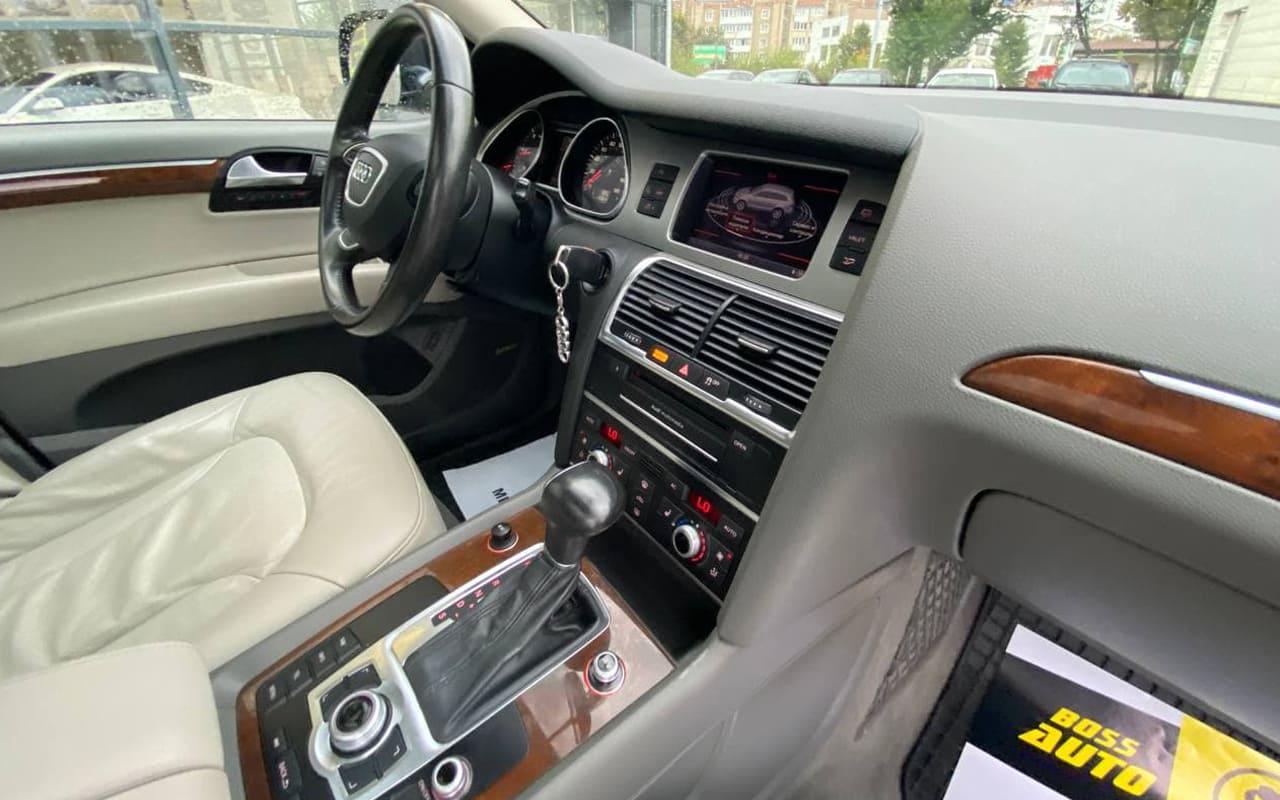 Audi Q7 Premium Plus 2012 фото №18