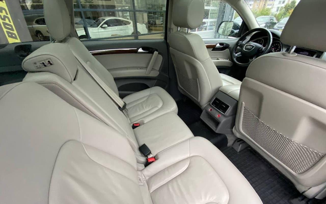 Audi Q7 Premium Plus 2012 фото №19