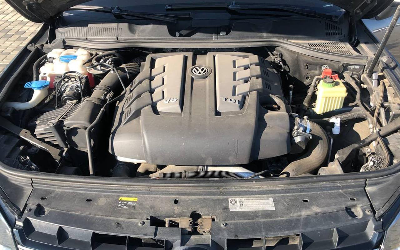 Volkswagen Touareg 2013 фото №17
