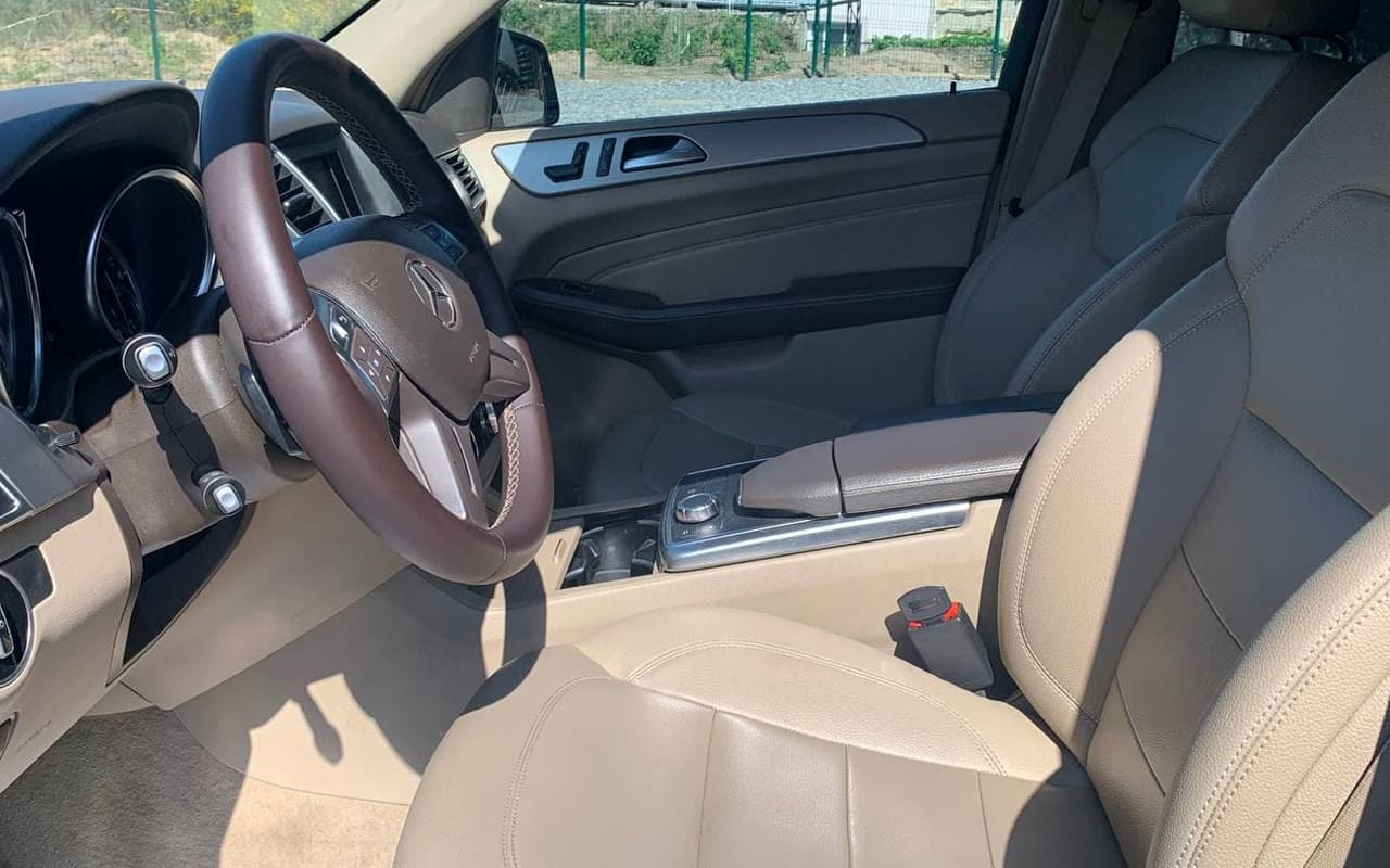 Mercedes-Benz ML 250 2012 фото №10