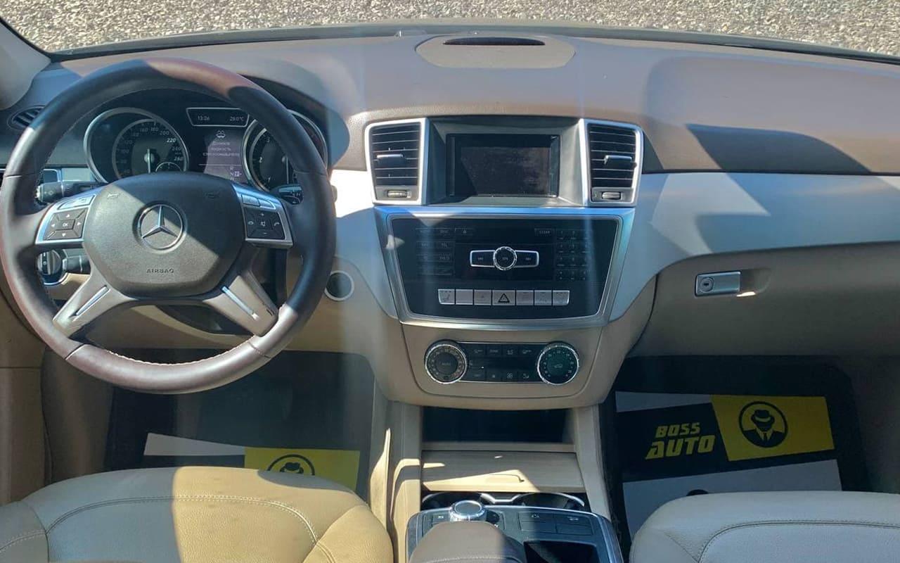 Mercedes-Benz ML 250 2012 фото №12