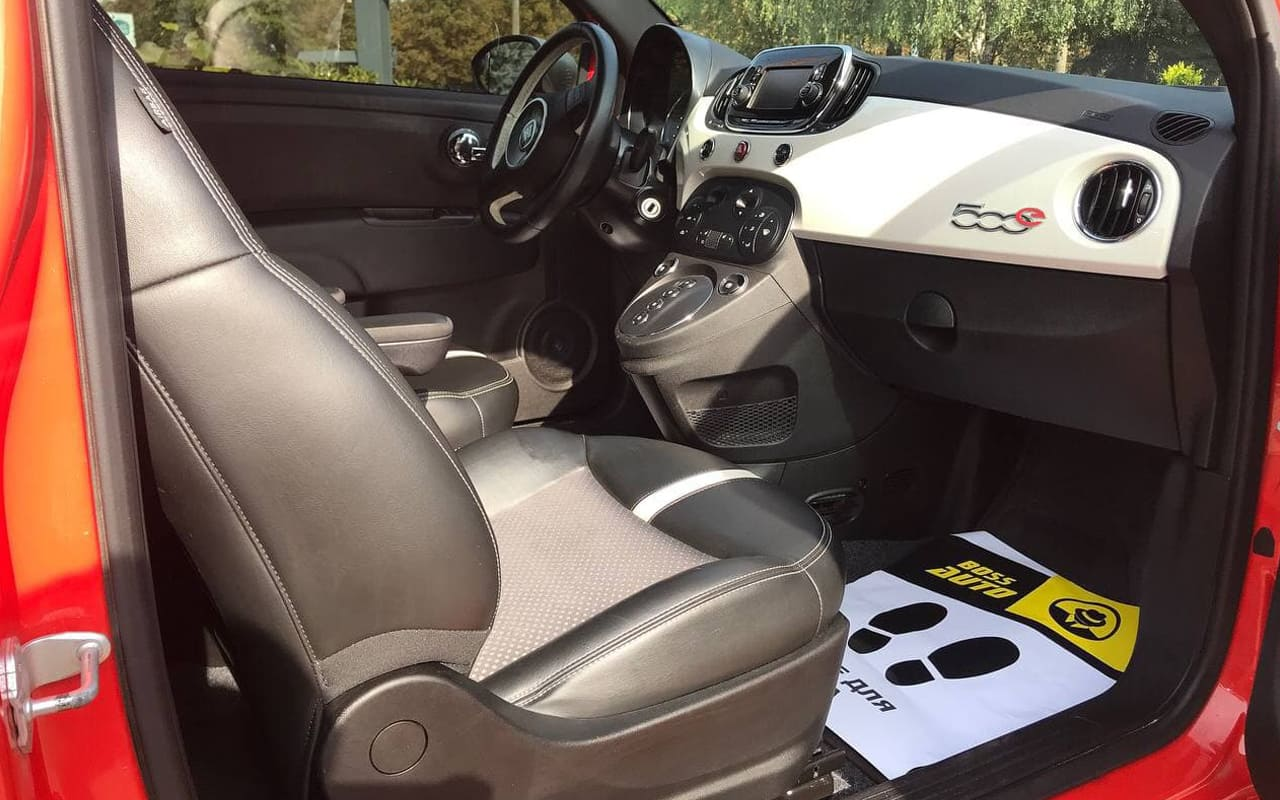 Fiat 500 2017 фото №14