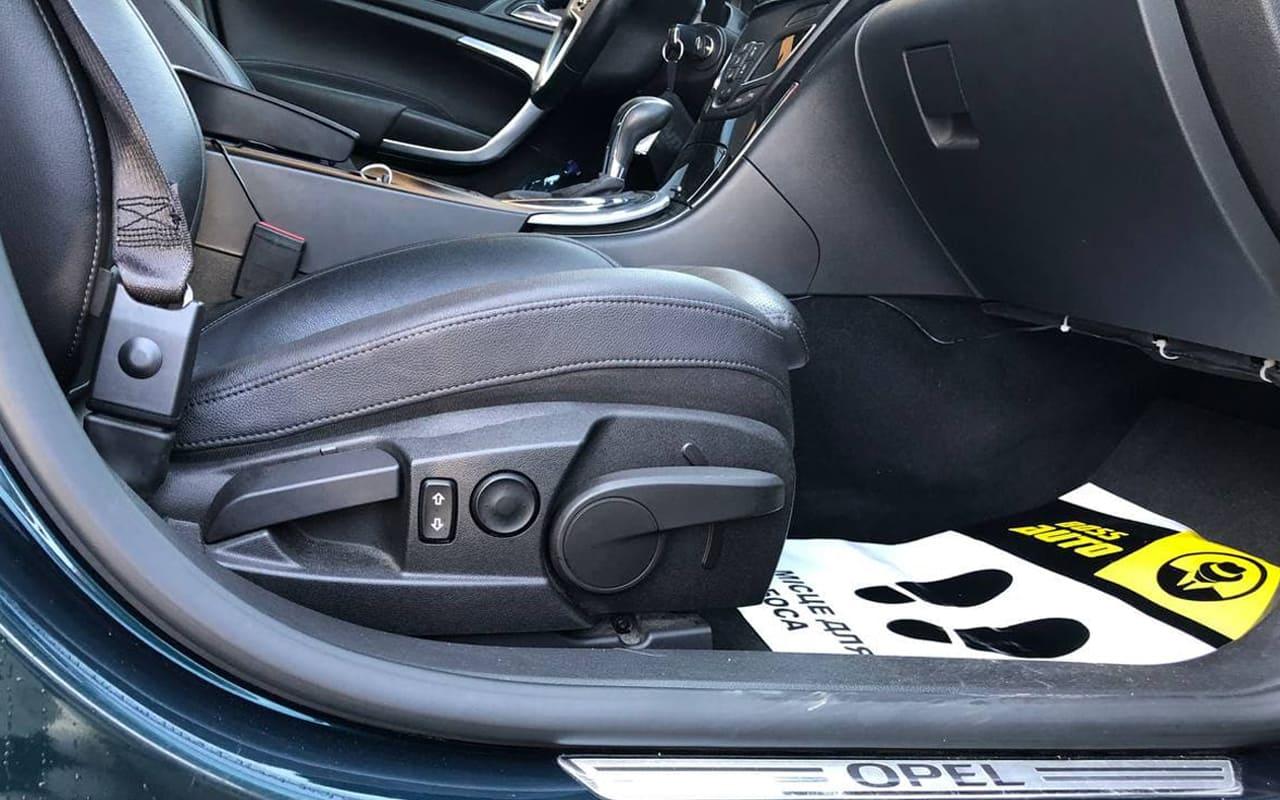 Opel Insignia 2016 фото №14