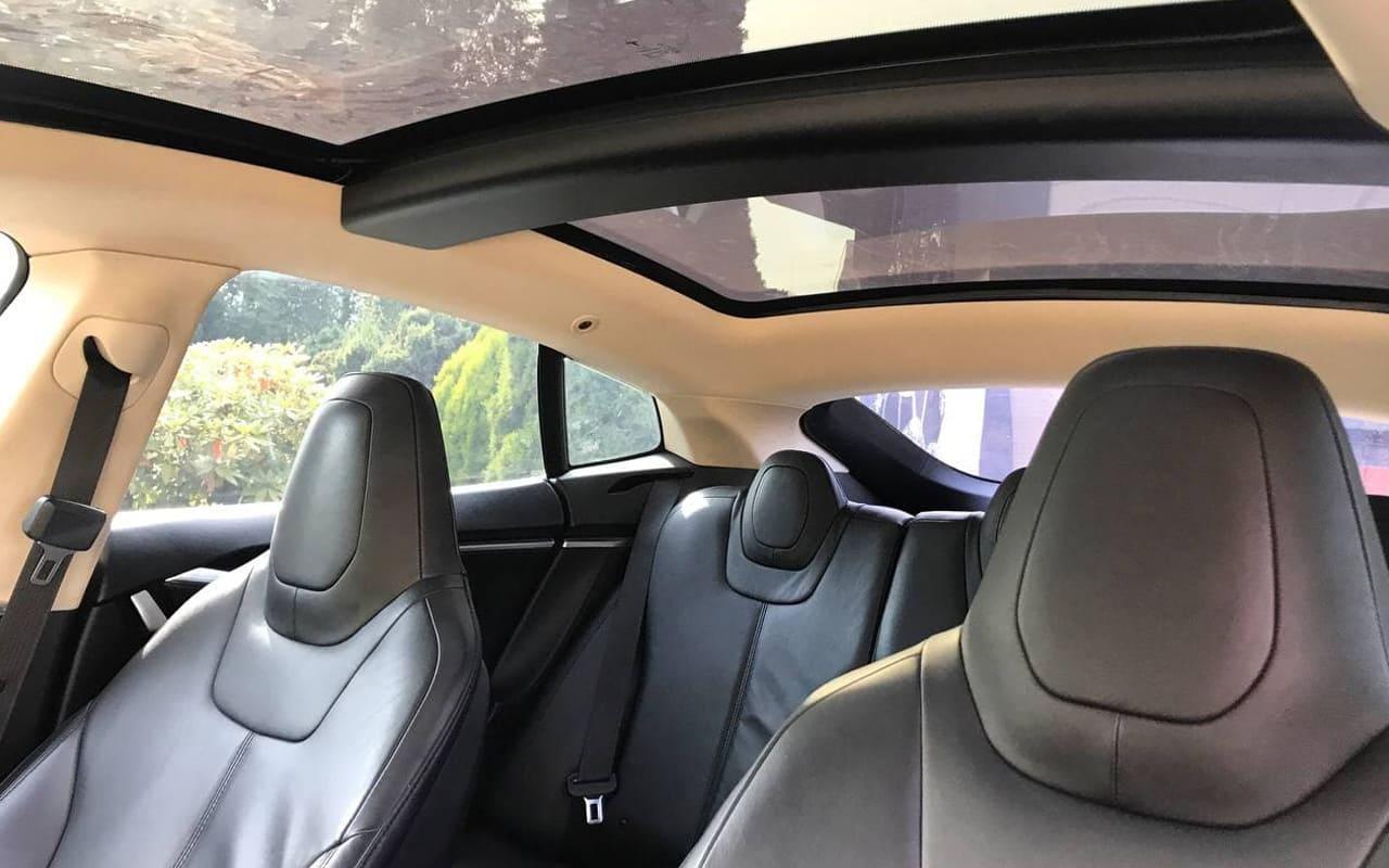 Tesla Model S 85 2014 фото №13