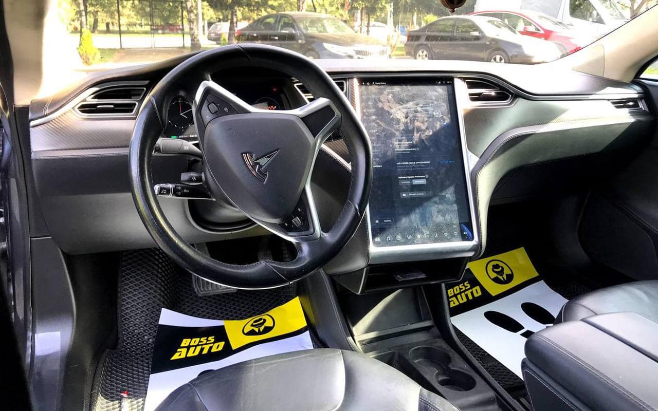 Tesla Model S 85 2014 фото №16