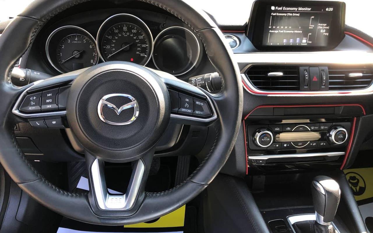 Mazda 6 Touring 2017 фото №14