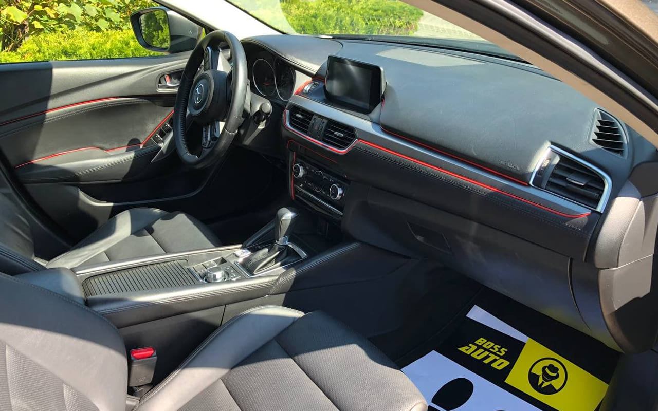 Mazda 6 Touring 2017 фото №15