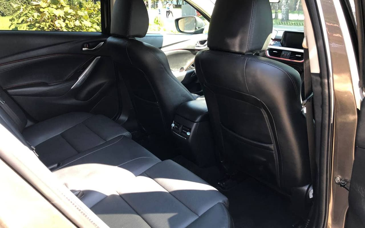 Mazda 6 Touring 2017 фото №16