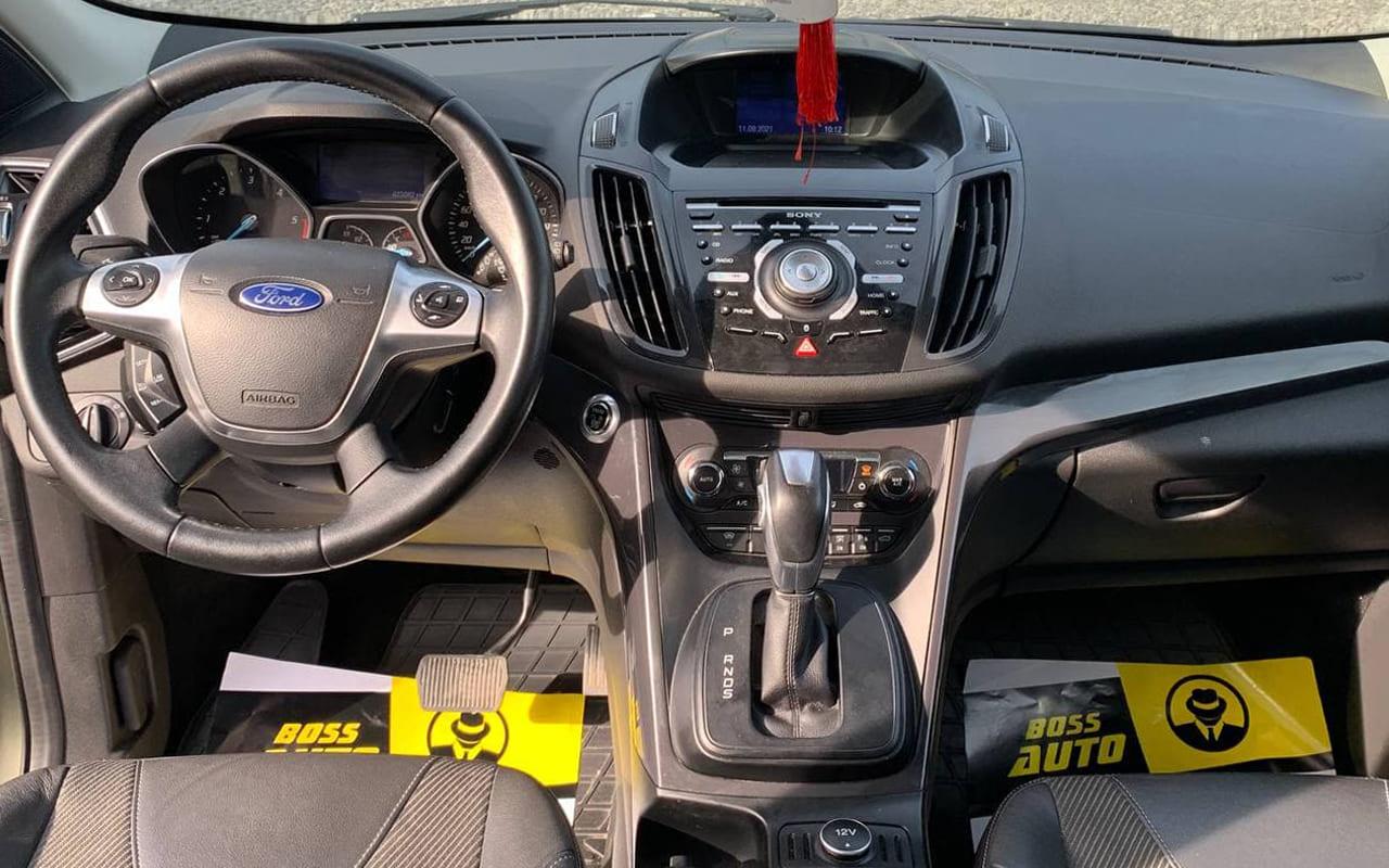 Ford Kuga 2014 фото №13