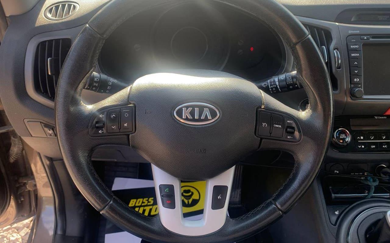 Kia Sportage 2011 фото №13