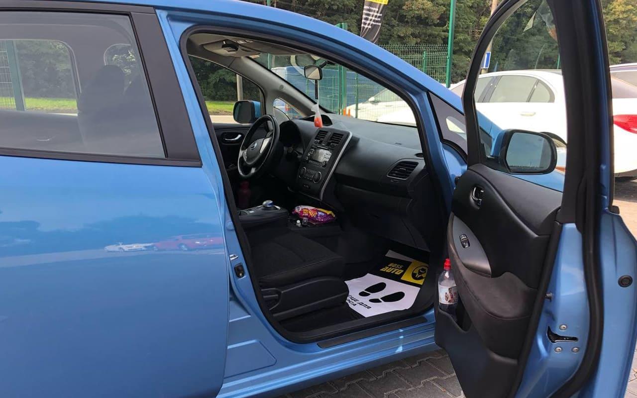 Nissan Leaf 2014 фото №12