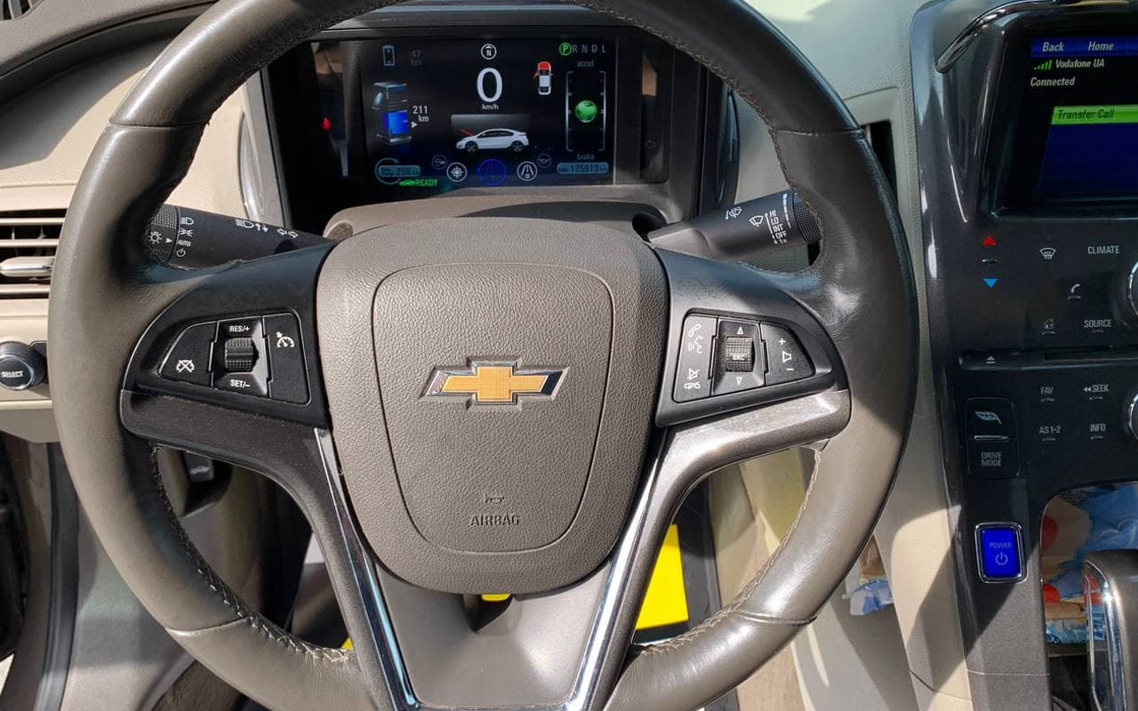 Chevrolet Volt 2014 фото №14