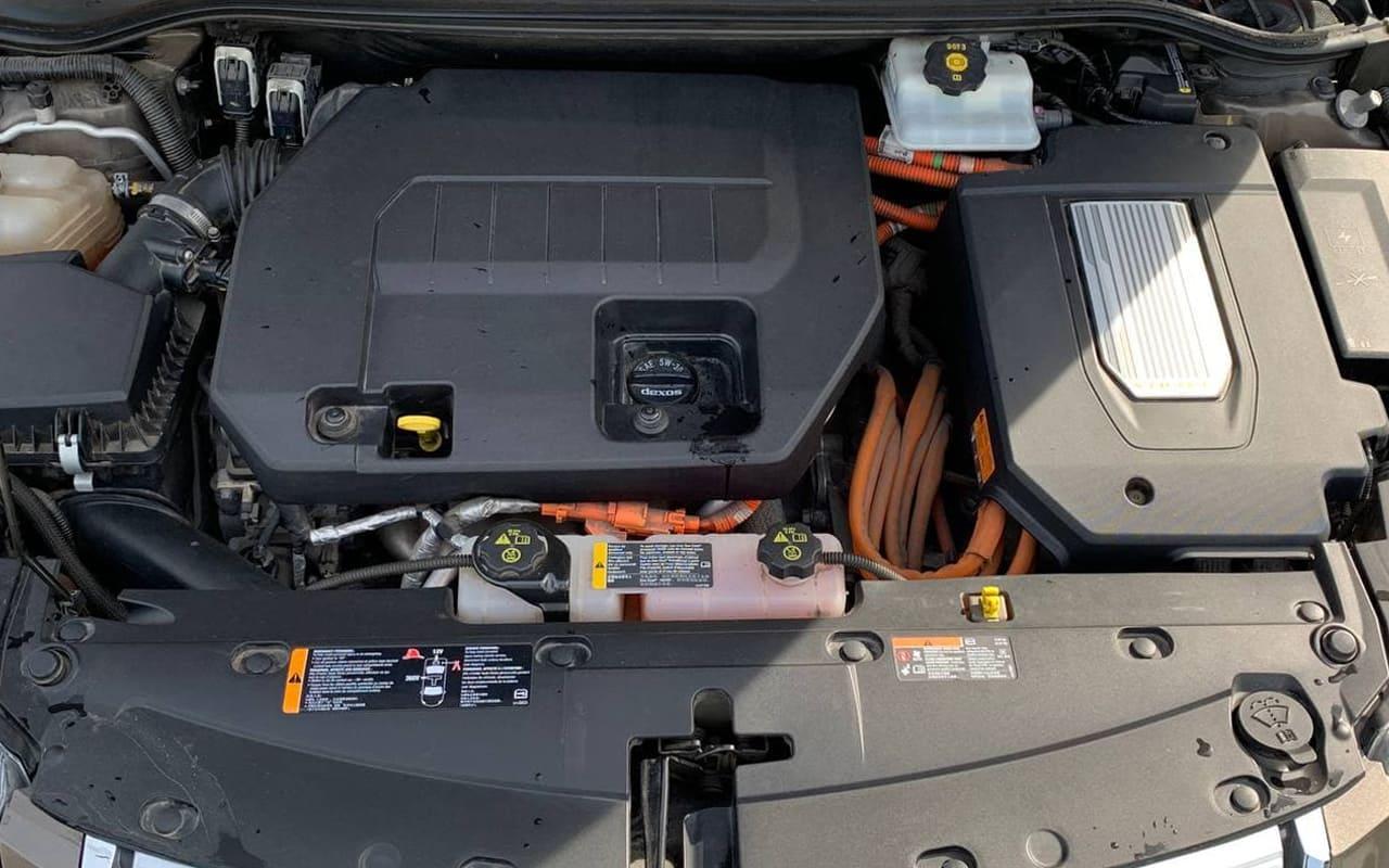 Chevrolet Volt 2014 фото №18