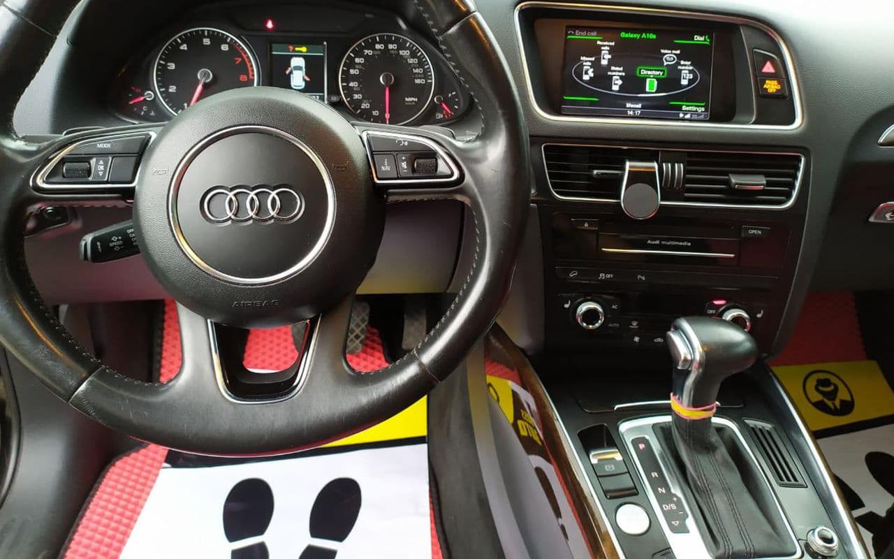 Audi Q5 Premium Plus 2013 фото №15