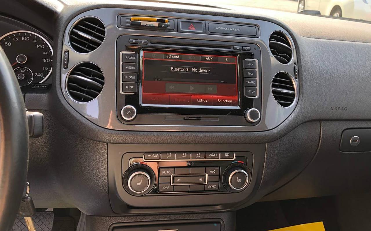Volkswagen Tiguan 2015 фото №12