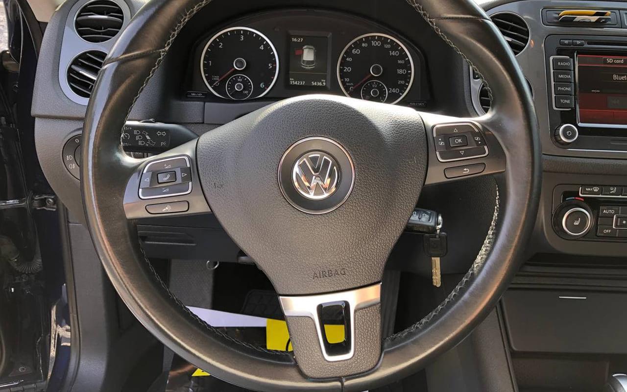 Volkswagen Tiguan 2015 фото №14